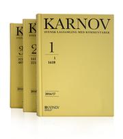 Karnov bokverk 2016/17