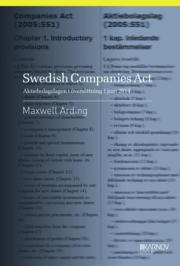 Swedish Companies Act – Aktiebolagslagen i översättning