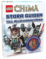 LEGO Chima : stora guiden till alla karaktärer