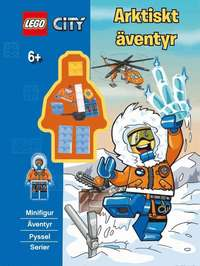 LEGO City : arktiskt �ventyr (h�ftad)