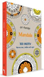 Mandala : 100 motiv – varva ner måla och njut