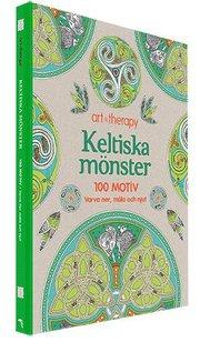 Keltiska mönster : 100 motiv – varva ner måla och njut