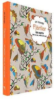 Fjärilar : 100 motiv – varva ner måla och njut