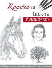 Konsten att teckna : övningsbok