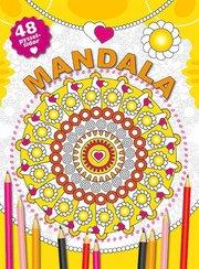 Mandala (gul)