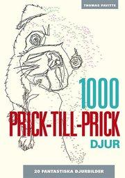 1000 Prick-till-prick: Djur