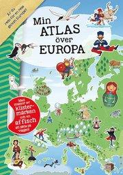 Min atlas över Europa