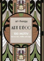 Art Déco : 100 motiv – varva ner måla och njut