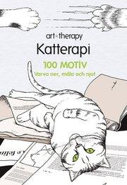 Katterapi : 100 motiv – varva ner måla och njut