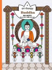 Buddha : 100 motiv – varva ner måla och njut