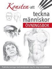 Konsten att teckna människor : övningsbok