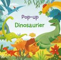 Pop-up Dinosaurier