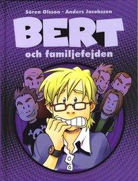 Bert och familjefejden (kartonnage)