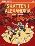 Spirous �ventyr nr 53 : Skatten i Alexendria