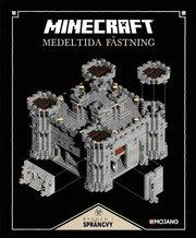 Minecraft – Byggen i sprängvy : Medeltidas fästning