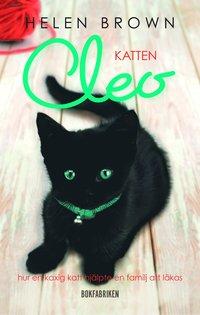 Katten Cleo : hur en kaxig katt hj�lpte en familj att l�kas (inbunden)