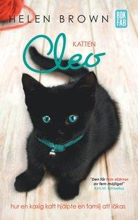 Katten Cleo : hur en kaxig katt hj�lpte en familj att l�kas (pocket)