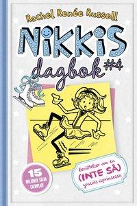 Nikkis dagbok #4 : ber�ttelser om en (inte s�) graci�s skridskoprinsessa (kartonnage)