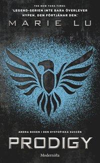 Prodigy : Andra boken i Legend-trilogin (pocket)