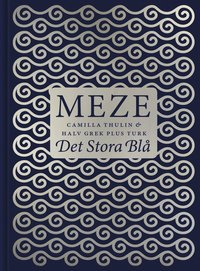 Meze : Det stora bl� (inbunden)
