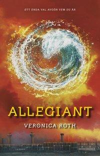 Allegiant (Tredje boken i Divergent-trilogin) (h�ftad)