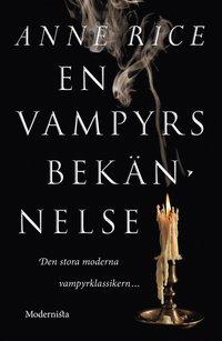 En vampyrs bek�nnelse (inbunden)