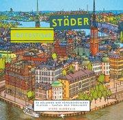 Fantastiska städer : en målarbok med häpnadsväckande platser