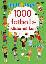 1 000 fotbollsklistermärken