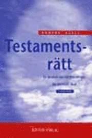 Testamentsr�tt (h�ftad)