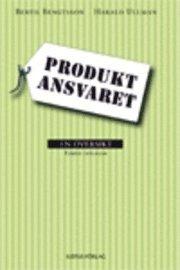 Produktansvaret (h�ftad)