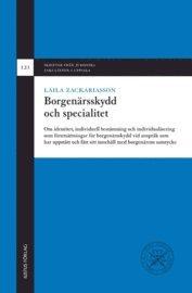 Borgenärsskydd och specialitet: om identitet individuell bestämning och individualisering som förutsättningar för borgenärsskydd vid anspråk som har uppstått och fått sitt innehåll med borgenärens sa