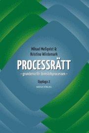 Processr�tt : grunderna f�r domstolsprocessen (h�ftad)