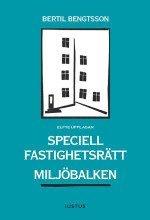 Speciell fastighetsr�tt Milj�balken (h�ftad)