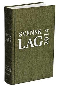 Svensk lag 2014 (h�ftad)