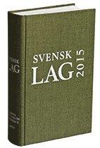 Svensk Lag 2015 (inbunden)