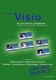 Microsoft Visio – En Grön bok för Gröngölingar