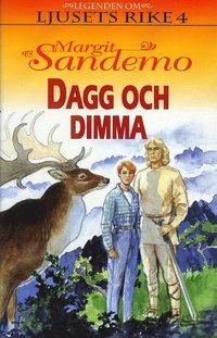 Dagg och dimma Hft 4 Legenden om Ljusets rike (pocket)