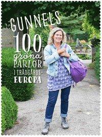 Gunnels 100 gr�na p�rlor i tr�dg�rdseuropa (h�ftad)