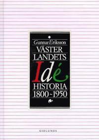 V�sterlandets id�historia 1800-1950 (kartonnage)