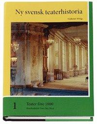 Teater f�re 1800 (inbunden)