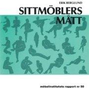 Sittmöblers mått : handbok för möbelformgivare = The dimensions of seating furniture