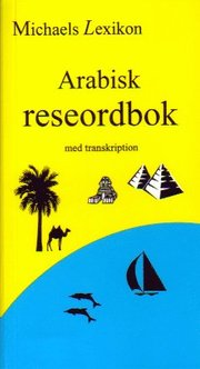 Arabisk reseordbok med transkription