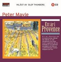 Ett �r i Provence (h�ftad)