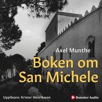 Boken om San Michele (ljudbok)