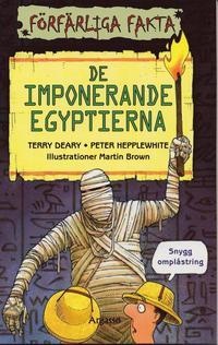 De imponerande egyptierna (h�ftad)