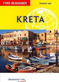 Reseguide till Kreta utan separat karta (h�ftad)