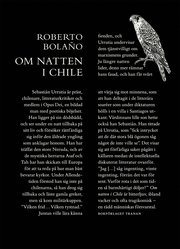 Om natten i Chile (h�ftad)