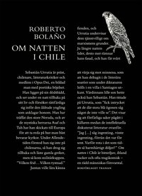 Om natten i Chile (pocket)