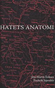 Hatets anatomi : resor i Bosnien och Serbien