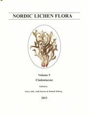 Nordic lichen flora. Vol. 5 Cladoniaceae